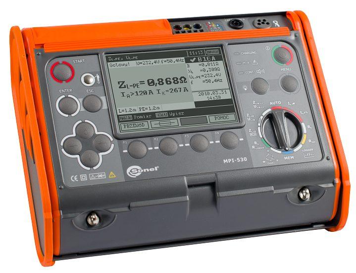 Miernik Sonel MPI-530